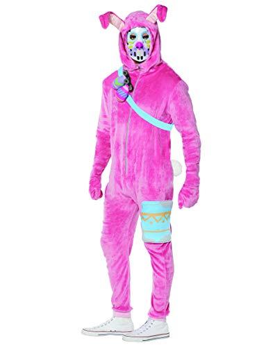 Adult Rabbit Raider Fortnite Costume   Officially Licensed