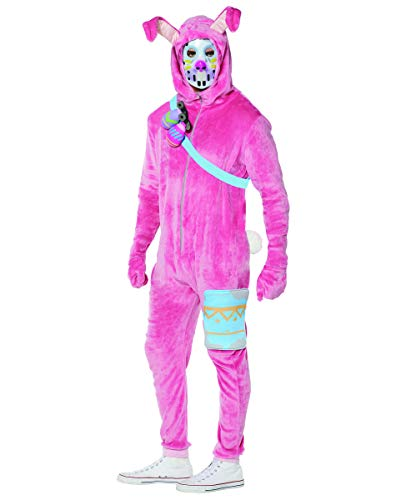Adult Rabbit Raider Fortnite Costume | Officially Licensed