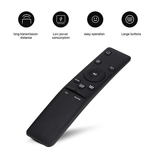 Vervanging van de Sound Bar-luidspreker voor Samsung, Multifunctionele vervanging van de Sound Bar-luidspreker Controller Afstandsbediening voor Samsung AH59-02759A AH59-02758A