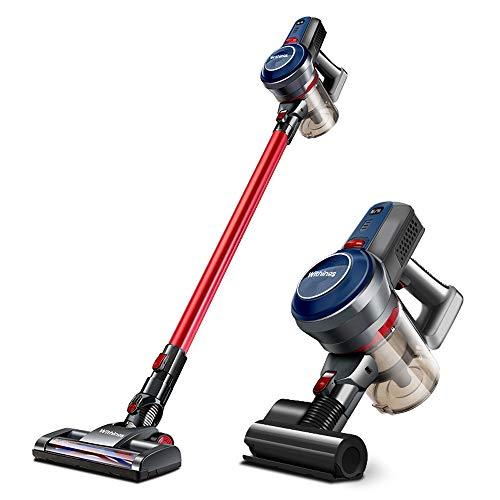Best Price NCBH Cordless Vacuum, Stick Vacuum Cleaner, Powerful Cleaning Lightweight Handheld Vacuum...