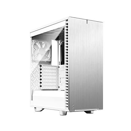 FRACTAL Design Define 7 Compact White TG Light Tint Tower-Gehäuse, weiß, FD-C-DEF7C-04