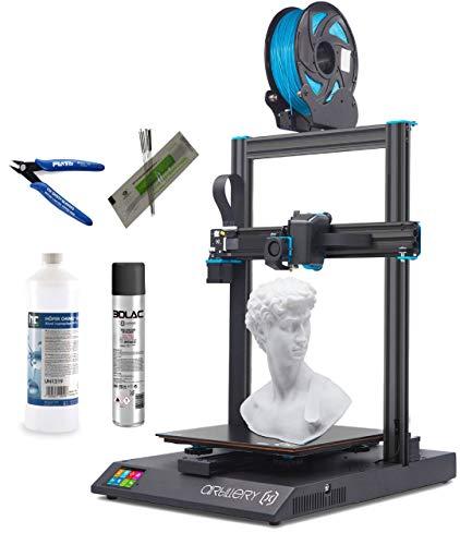 Artiglieria Sidewinder-X1 multifunzione stampante 3D...
