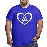 gundan Love Linkin Park Heart Symbol - Camisetas para hombre