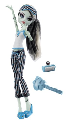 Monster High - V7975 - Poupée Pyjama Frankie Stein