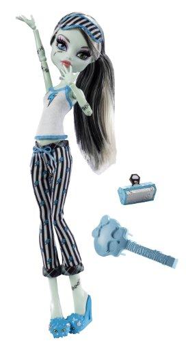 Monster High - V7975 - Poupée Pyjama Frankie Stein