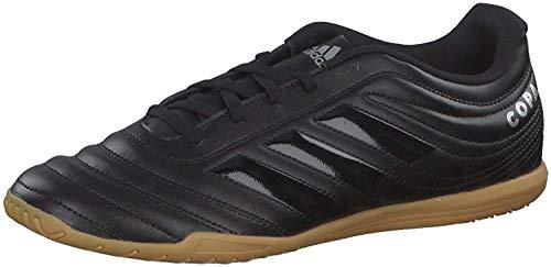 adidas Herren Fussballschuhe COPA 19.4 IN CBLACK/CBLACK/CBLACK2 40