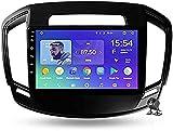 LFEWOU Android-Touch Screen für Opel Insignia 1 2013-2017 Player Auto-Stereo-Radio Head Unit Sat Navi Navigator Unterstützung GPS WiFi BT 4G Internet SWC Mirrorlink,8 core,4G+WiFi: 4+64GB