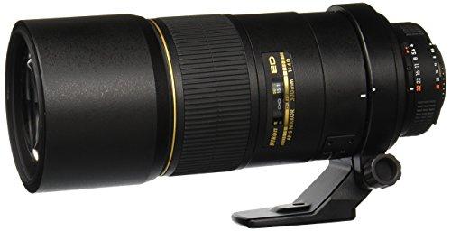 Nikon AF-S FX NIKKOR F/4D IF-ED 300mm Fixed Zoom Lens