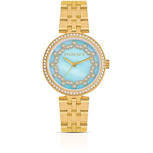 Ops Objects - Reloj solo hora para mujer, moderno, cód. OPSPW-791