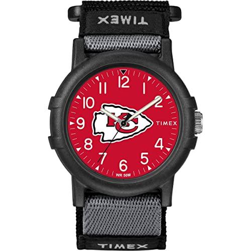 Timex Youth TWZFCHIYA NFL Recruit Kansas City Chiefs Watch