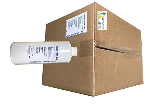 Ultraschallgel 12 x 1000 ml Sono- Gel - Ultraschall - Gleitgel von carmesin.com