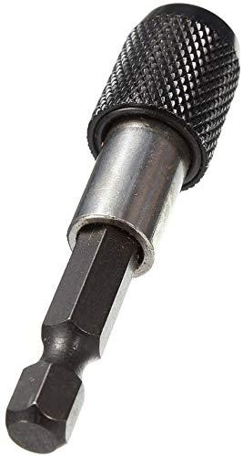 1/4 Hex Tige Libération rapide perceuse électrique support magnétique pour embouts de tournevis 60 mm électrique forets Outil de Porte-embout