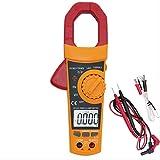 GUOOK Portable VC903 Medidor Pinza Digital AutomáTico PortáTil 6000 Cuentas 1000A Medidor Pinza CA Resistencia Capacitancia Temperatura MultíMetro