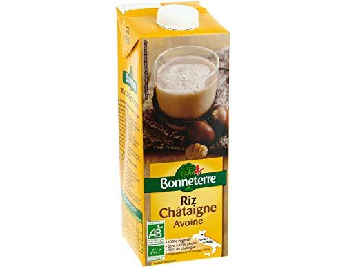 Bonneterre - Boisson Châtaigne Riz Avoine