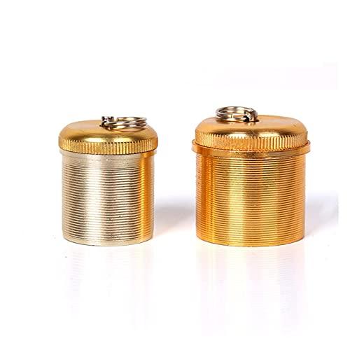 WEIMEIDA Dypj524 Un Conjunto de Dos Piezas Tornillo Tornillo Metal Pescado Plug Pesca Componente Componente Accesorios Accesorios para Aparear Caña de Pesca Enchufe Trasero Jqbb (Color : 17mm)