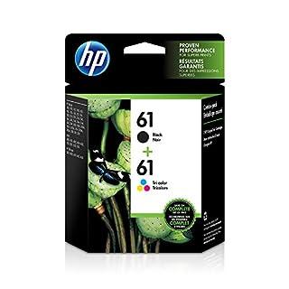 HP 61 | 2 Ink Cartridges | Black, Tri-color | CH561WN, CH562WN (B003YT6RNS) | Amazon price tracker / tracking, Amazon price history charts, Amazon price watches, Amazon price drop alerts