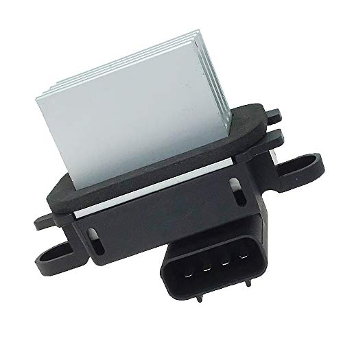 HVAC Fan Blower Motor Resistor Fits Ford Escape Explorer Expedition F-250 F-350 F-450 F-550 Mustang Taurus Lincoln Mercury Replace YH-1827 9L34-19E624-AC 9L3Z19E624B 5F9Z19E624AA