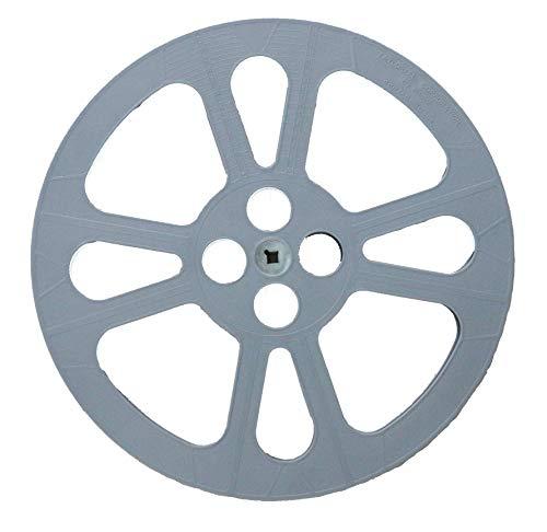16mm 1600 ft. 13 5/8 in. Heavy Duty Plastic Film Reel