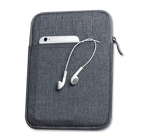 Capa Bolsa Sleeve Kindle Paperwhite e Standard de 6 polegadas - Cinza Escuro