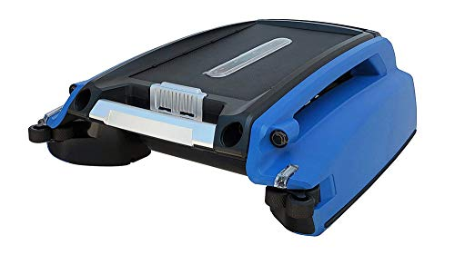 Instapark Betta Automatic Robotic Pool Cleaner Solar Powered Pool Skimmer - Blue