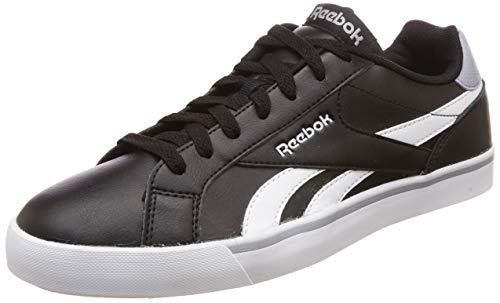 Reebok Royal Complete 2LL, Zapatillas de Tenis para Hombre, Multicolor (Black/White/Cool Shadow 000), 46 EU
