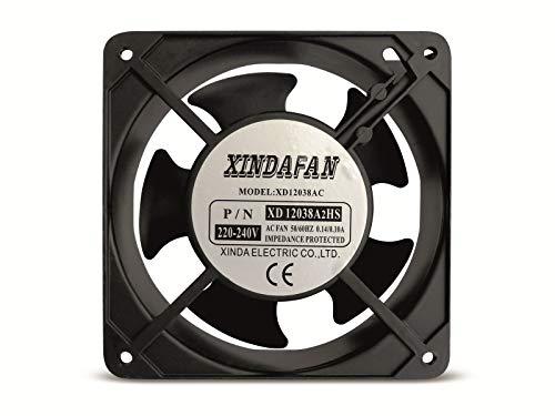 Fan 230 V 120 x 120 x 38 mm 12 038 AC