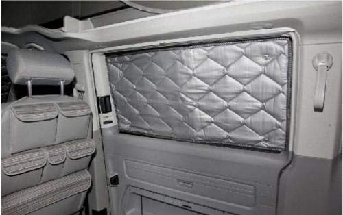 NRF Srl Aislantes Térmicos Interior Oscurecedores 8 Piezas - Autocaravana Mercedes Vito 1996-2003