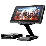 Newaner Adjustable Switch Stand, [2020 Upgraded] Playstand for Switch, Tablet Stand, Cell Phone Holder for Desk, Compatible with Nintendo,iPad Mini Pro Air, iPhone, Kindle.etc, 4-13'' …