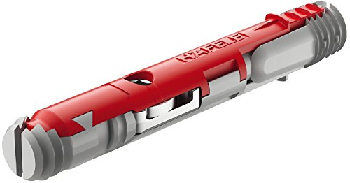 Gedotec meubelverbinder, excentrische spreidingsverbinder, Ixconnect SC 8/60, universele connector met geïntegreerde spreidmof, connector voor boorgat Ø 8 mm, made in Germany, meubelbeslag, 10 stuks