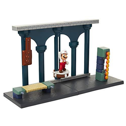 Nintendo Super Mario Playset Lava-Schloss