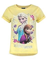 Official Frozen Sisters Forever Girl's T-Shirt
