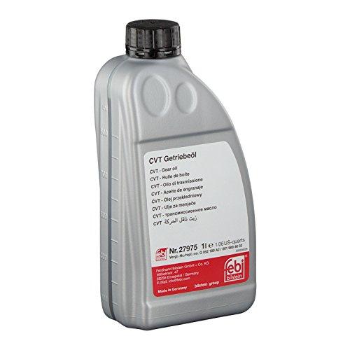 febi bilstein 27975 Automatikgetriebeöl (ATF) für CVT Getriebe , 1 Liter