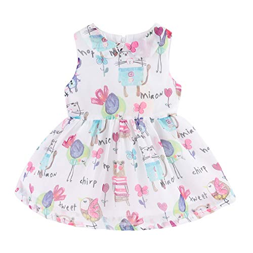 Mud Kingdom Toddler Girls Dresses C…