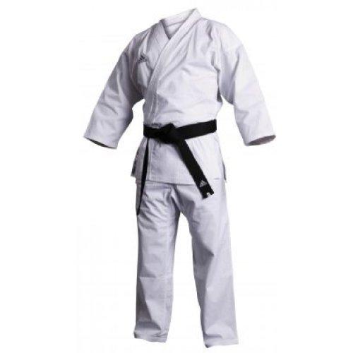 adidas Erwachsenen Karate Anzug - Bekämpfung weiß 190cm