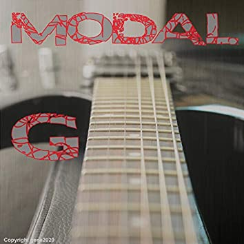 Modal Backing Tracks - G