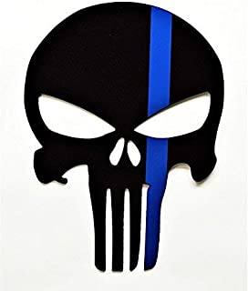 Limited Edition Punisher Police Tribute Wall Art