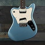 Squier Paranormal Super-Sonic Electric Guitar (Ice Blue Metallic)