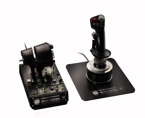 NEU: Thrustmaster 2960720 Hotas Warthog PC Joystick und Gasregler, 51 Tasten OVP