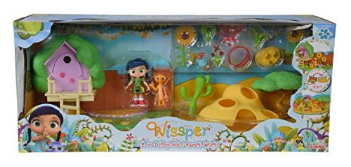 Simba 109358446 Wissper Wissper Wissper - Juego de 2 en 1