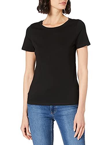 Street One Damen 316011 T Shirt, Schwarz, 42 EU