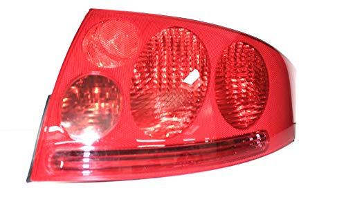 Finest Folia C025 Rückleuchten Folie Aufkleber Set Links & rechts Heckleuchten Scheinwerfer (Red)