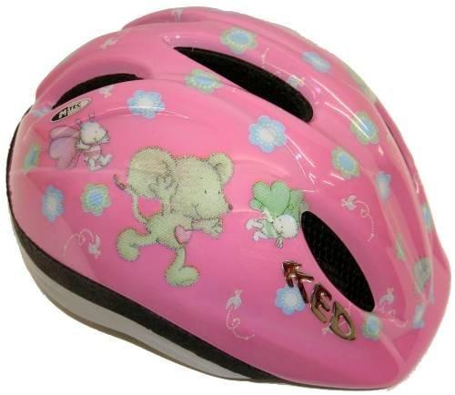 Lillebi Fahrradhelm für Kinder S (46-51)