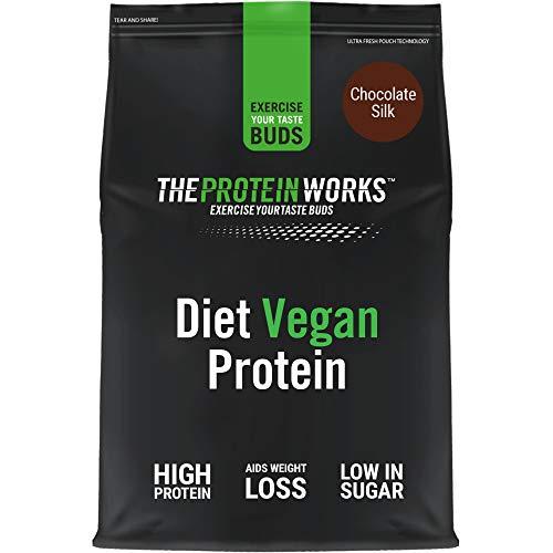 THE PROTEIN WORKS Diet Vegan Protein Powder