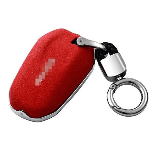 HanT Carcasa para Llave de Coche, Funda para Llave de Coche, para Peugeot 301308 308S 408 2008 3008 4008 5008508 RCZ, 208, 307 Accesorios de Cubierta Protectora