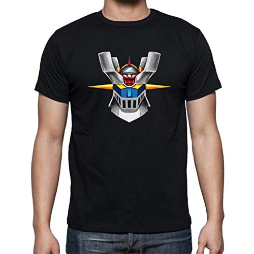Camiseta de Hombre Mazinger Z Manga Anme Retro EGB 014 XL