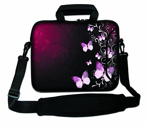 Weiche Laptop-Umhängetasche mit Schultergurt, für Laptops von VAIO VPC-Y VPC-S, 35,5 cm