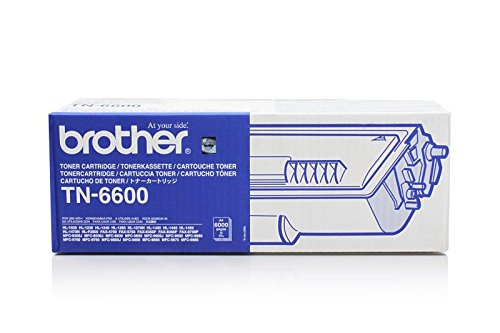 Original Brother TN-6600 Toner Black für Brother HL-1430