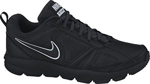 Nike - T- Lite XI - Chaussures de Fitness - Homme - Noir (Black/Black-metallic Silver 007) - 45 EU