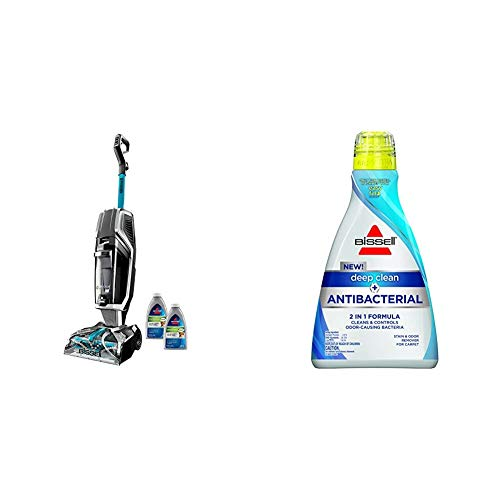 Read About BISSELL JetScrub Pet Upright Carpet Cleaner, 25299