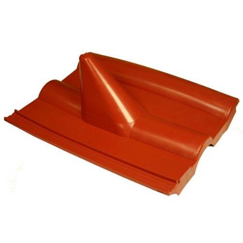 Frankfurter Pfanne rot Kunststoff
